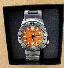 SEIKO ORANGE MONSTER 200M AUTOMATIC SKX781 DAY/DATE DIVER WATCH, 1ST GEN