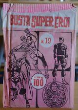 Busta Corno Supereroi n. 19 - Uomo Ragno n. 35 + Fumetto di Guerra