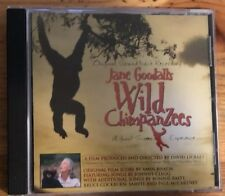 Jane Goodall's Wild Chimpanzees (Original Soundtrack Recording, CD)
