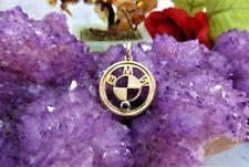 Blue Yellow Gold Sapphire Fine Necklaces & Pendants