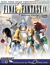The Final Fantasy IX Official Strategy Guide : Round 2