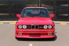 1989 BMW E30 M3. Euro spec