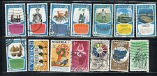 NIGERIA  AFRICA STAMPS CANCELED  USED   LOT 30325