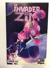 INVADER ZIM (2015 Series) #12 Variant VF/NM (b)