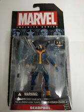 Marvel Infinite Series - 3.75 inch scale - Deadpool (Blue)