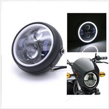 5.75 inch motorcycle LED headlight Hi Lo beam light moto bulb 6000K 35W bright