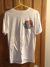 1987 Aba Midwest nationals Bmx Janesvillle rockford bicycle bike t shirt