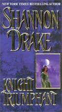 Knight Triumphant by Shannon Drake (2002, Paperback)