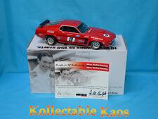 1:18 DDA - 1969 Boss Trans Am Mustang - Allan Moffat Racing #9 signed certificat