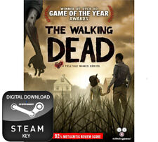 THE WALKING DEAD SEASON ONE 1 PC AND MAC STEAM KEY