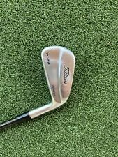 Titleist 712U Utility 3 Iron, Tour AD Graphite Design AD-95 Stiff Flex, RH
