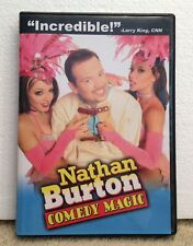 Nathan Burton comedy magic - Dvd