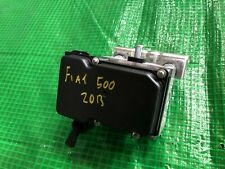 2013 Fiat 500 2008 To 2015 1.2 Petrol  ABS Pump & ECU 51880815