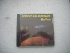 THEO VANESS / BACK TO MUSIC  CD made in Russia