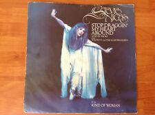 STEVIE NICKS - 1981 Vinyl 45rpm 7-Single - STOP DRAGGIN' MY HEART AROUND