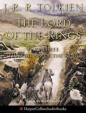 Lord of the Rings The Return of the King - Audio cassette Audiobook 12 Tapes