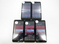 Lot of 5 Zte Quest 5 Z3351S Unknown Carrier Check Imei Fair Condition 7-1693