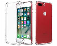 For Apple iPhone 8 Plus / 7 Plus Case Clear TPU Bumper Cover