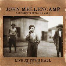 John Mellencamp - Performs Trouble No More Live at Town Hall [New Vinyl LP]