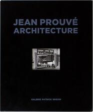 Jean PROUVÉ / Jean Prouvé Architecture Five Volume Set 2015