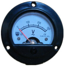 Single Phase Voltmeter(Panel Meter) for Diesel & Gasoline Generator or Welder