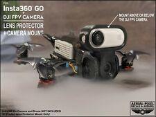 Insta360 Go Camera Mount + DJI FPV Camera Lens Protector