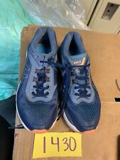 ASICS GT-2000 6 - T856N (D) - WOMEN'S RUNNING SHOES - SIZE 8.5-  Navy