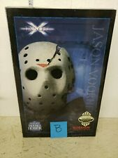 """Sideshow Friday the 13th """"Jason X"""" 12in Figure EXCLUSIVE"""