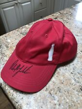Phil Nickelson Autographed Coca Cola Hat