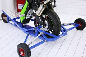 MOTORCYCLE WHEELIE TRAINER  SPYDER  WHEELIE MACHINE  WHEELIE CAGE  PLANS TO BUIL