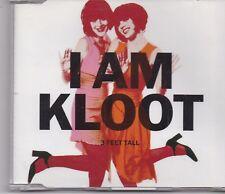 I Am Kloot-3 Feet Tall cd maxi single
