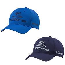 NEW Men's Cobra KING Pro Tour Fitted Golf Hat Cap Small / Medium - Choose Color!