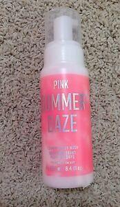 Victorias Secret Summer Daze Foaming Body Wash 8.4 Oz --new