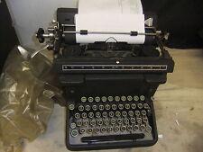 Typewriter manual JAPY Europe alphabet MUSEUM QUALITY