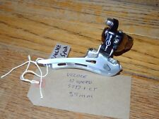 CAMPAGNOLO 10 SPEED VELOCE    FRONT DERAILLEUR, 35mm CLAMP
