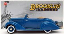 Brooklin Models 1/43 Scale BML16 - 1936 Terraplane Custom Six CC - Hudson Blue