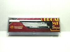 BROADWAY LIMITED PARAGON 3 N SCALE SD40-2 w/SOUND/DCC UNDECORATED 3717