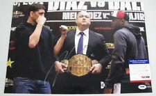 NICK DIAZ  Hand Signed UFC 12'x18' Photo + PSA DNA COA Q67048