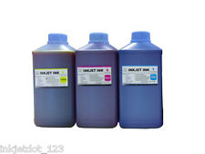 3 Liter Color refill ink for Epson Printer refillable Cartridge & Ciss