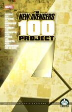 THE NEW AVENGERS 100 PROJECT HARDCOVER