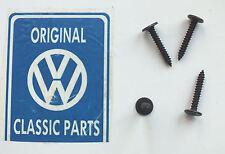 VW MK2 Golf GTI G60 - Genuine OEM - Door Card Screws 4 Pack - Brand NEW Stock!!