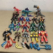 Lot of 18 Hasbro Mashers Marvel Star Wars Jurassic World Transformers Mixed