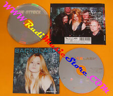 CD BACKSLASH Insanity 2000 Germany BLACK ARROW 20449 no lp mc dvd (CS61)