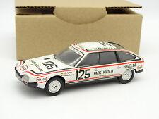 Modellino Kit Montato 1/43 - Citroen CX 2400 GTI Parigi Dakar 1981
