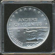 Finland 2003 10 Euro Silver Coin BU - Chydenius 1789-1803 Free trade & press