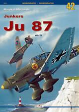Junkers Ju 87 Vol. IV (Monographs), Marek J. Murawski, Very Good, Paperback