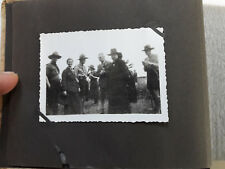 Photo album 25 original photos GIRL SCOUTS, Netherlands 1940-50`s