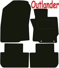 Mitsubishi Outlander Automatic DELUXE QUALITY Tailored mats 2013 2014 2015 2016