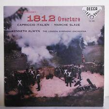 """33T TCHAIKOVSKY Vinyle LP12"""" 1812 OVERTURE -CARPICCIO -MARCHE SLAVE -DECCA 2001"""