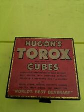 More details for cigarette cards collection and torox cube tin